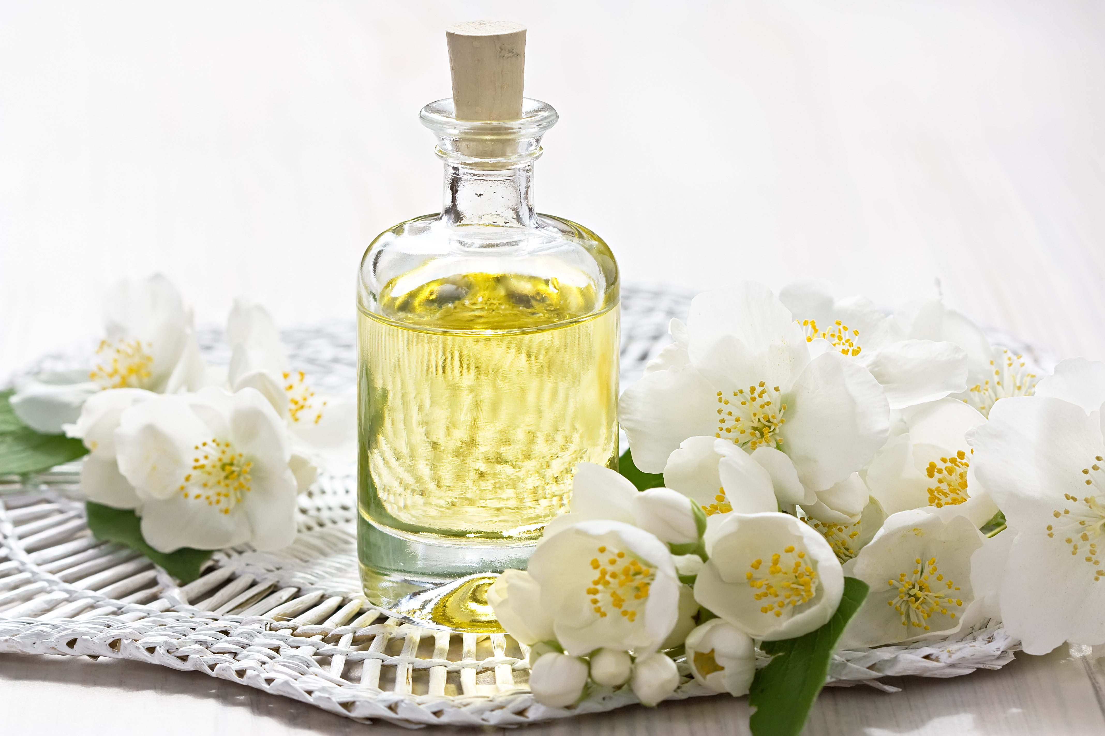 Best quality natural essential oils including Neroli Essential Oil - Reconstitution Neroli Oil and other fragrance & perfume oils at the most discount rates by BMV Fragrances in UP, India.