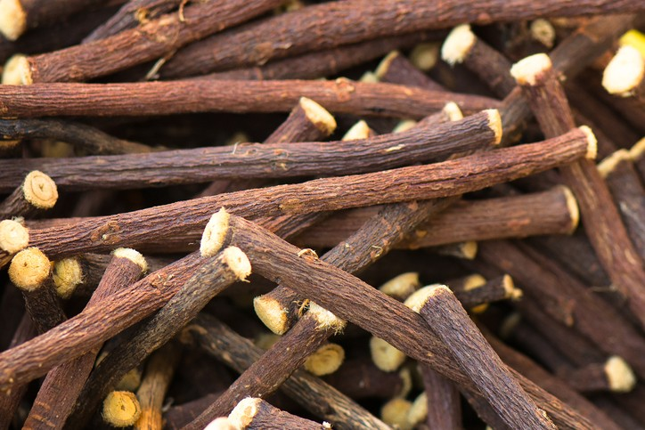 "BMV Fragrances offers best quality Licorice Oils. Licorice extract has a very sweet taste, and a rich, ""rootlike"", slight iy spicy - caramellic body of flavor."